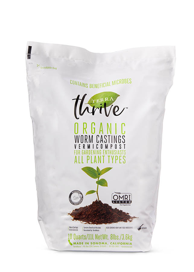 , Terrathrive Products, TerraThrive Retail Products